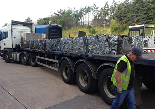 Butlers Haulage Flat Trailers
