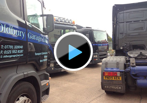 Butlers Haulage Videos